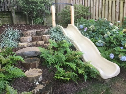 Nature Play & Kids Spaces