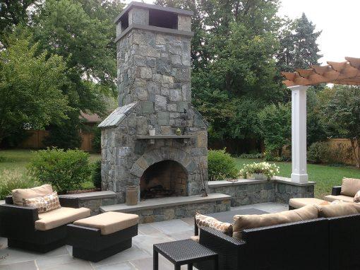 Fireplace & Fire Pits